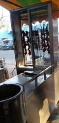 Kabab Display Counter