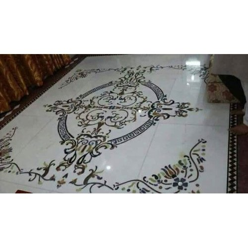 Residential Building Designer Marble Inlay Work