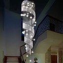 Crystal Chandelier for Stair case