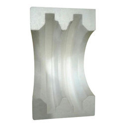 White Thermocol Mold