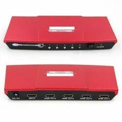 HDMI Splitter 4 Port