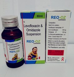 Levofloxacin Ornidazole Suspension