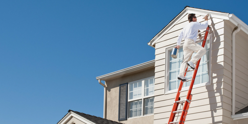 Exterior Painting Service for Residential