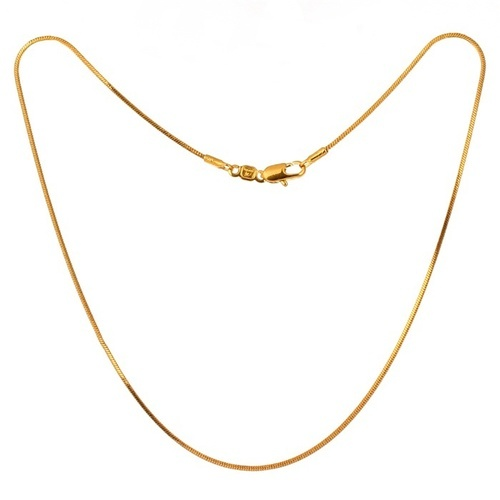Original gold jewelry gold necklace set manufacturer from nagaur gold chain aloadofball