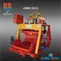 Global Jumbo 860 G Block Making Machine