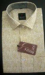 Cotton Printed Regza Shirts