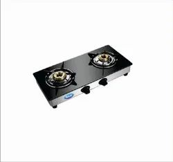 Stainless Two Burner Gas Stove