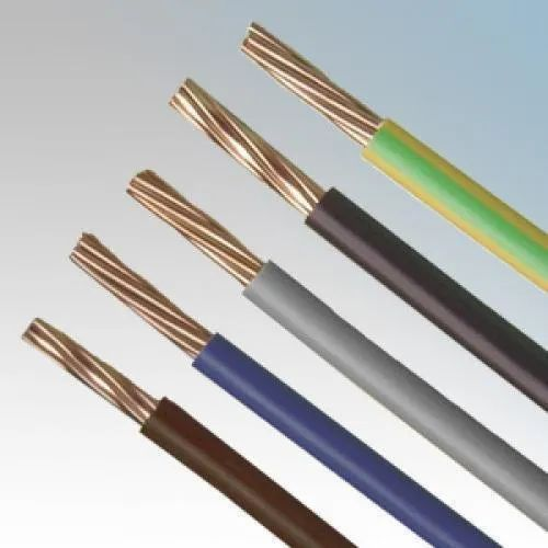 FRLS Round Polycab Single Core PVC Insulated Cables, Packaging Type: Bundle