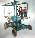 4 Wheeler Trolley Sugarcane Machine