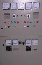 PLC Synchronization Panel