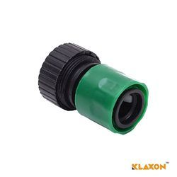 Klaxon Plastic Water Hose Connector