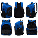 Austin 33 L Polyester Strong Durable Waterproof Backpack Bag