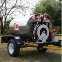 Mobile Diesel Tank