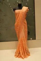 Radha's Designer Net saree