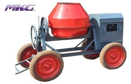 concrete mixer machine hs code