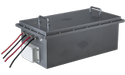 Lithium Ion Electric Rickshaw Battery, Voltage: 48 V, Battery Capacity: 85 Ah