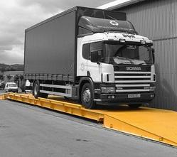 Electronic Weigh Bridge