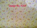 Non Woven Printed Fabric F203