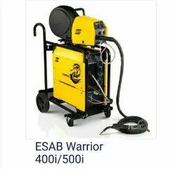 Esab warrior 400i 500i Welding machine