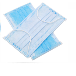High Quality PPE 3 Ply Earloop Face Mask Disposable