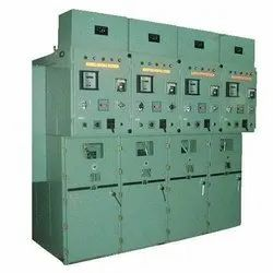 Electric Three Phase HT Panel
