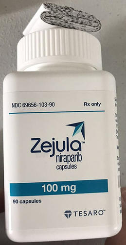 Niraparib Tablets, Packaging Type: Bottles
