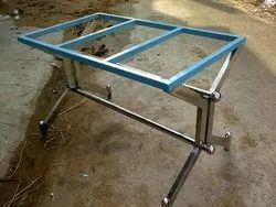 SS table frame