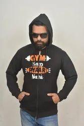 AROYALSKY Huddies Zipper Sweatshirt