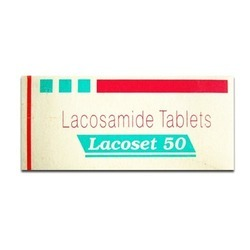 Lacoset 50mg Tablets
