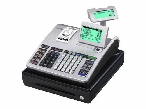 Casio SE-S400 Electronic Cash Register