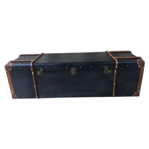 f314954ce127 Leather Trunk Box