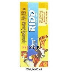 Ridd(Liquid Amitraz Concentrate) 60ml Liquid