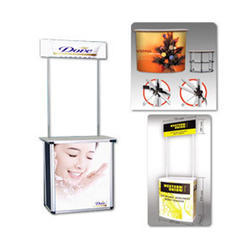 Promotional Stall Designing Services