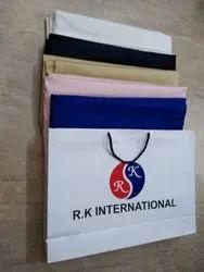 58-60 Designer Fabric, GSM: 100-150