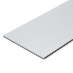 OpuLux Silver Mirror High Gloss Acrylic Laminated Board