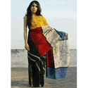 Cotton Batik Saree