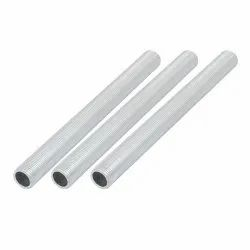 Plated Pipe, Thickness: 2 mm, Weight: 7 kg