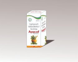 Tulsi Cough Syrup, Grade Standard: Food Grade, Packaging Size: 100ml