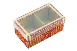 2 Laddu/4 Laddu Chunari Box