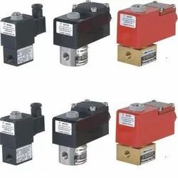 Rotex 3 Port Direct Acting High Orifice / Universal Valves