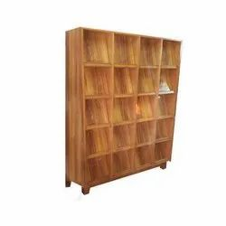 Book Rack and Shelf
