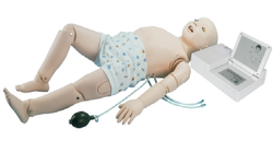 Advanced Child CPR Training Manikin with Monitor & Voice Guided