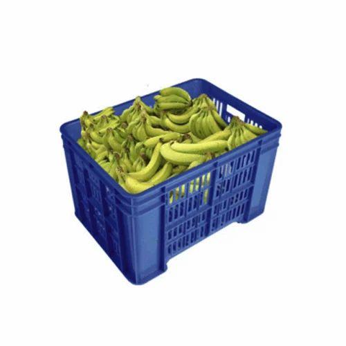 Plastic Crates - Industrial Plastic Crates Exporter from Ahmedabad