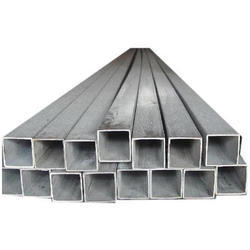 Stainless Steel Square Pipe, Size: 1/2 Inch