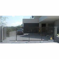 Mild Steel Main Gate