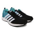 Excido Sea Green And Red Running Shoe Xdo02, Size: 7 And 11