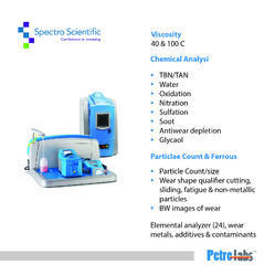 Trivector Lab & Elemental Analyzer