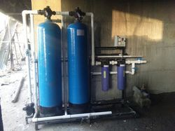 Waves Reverse Osmosis Industrial Water Purification Systems, Automation Grade: Semi-Automatic, For Commercial