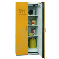 highly flammable chemicals storage cabinets