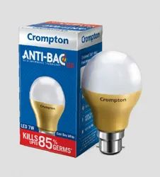 Cromptons Anti Bac LED Lamps, Voltage: 230v